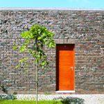 Klinkier elewacyjny - wykorzystanie cegły Antika