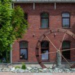 Klinkier elewacyjny - hotel Stary Młyn